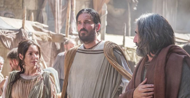 "《使徒保羅》劇照。(圖:""Paul, Apostle of Christ"" Movie)"